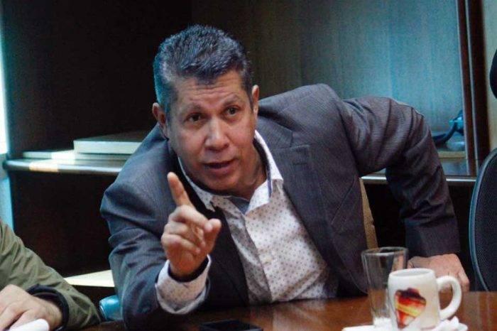 Henri Falcón responde a las acusaciones de Almagro