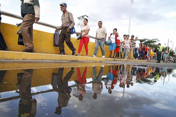 Eurodiputado pide ayuda para países que reciben flujo migratorio venezolano