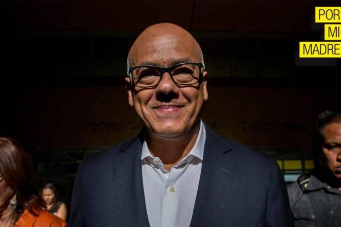 Jorge Rodríguez se reúne con opositores y ofrece caramelo de cianuro electoral