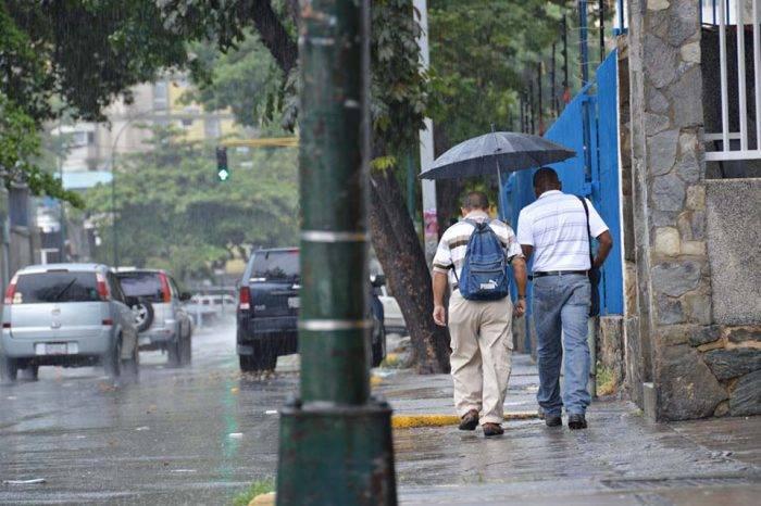 Inameh sobre posible ciclón: Por ahora no es peligro para Venezuela