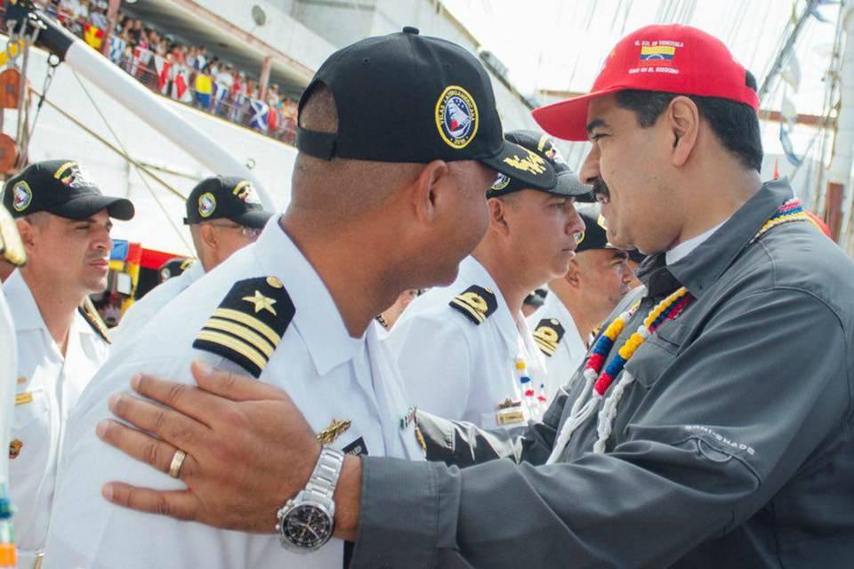 El cambio de señas de Maduro