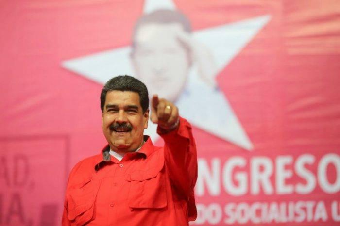 Maduro acepta apoyo del PPT para las presidenciales