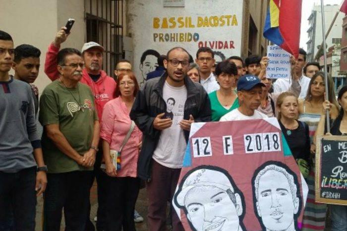 Rinden homenaje a jóvenes asesinados durante protestas de 2014