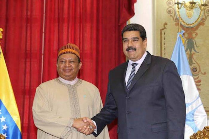 Secretario general de la Opep llega a Venezuela en un contexto difícil para el país