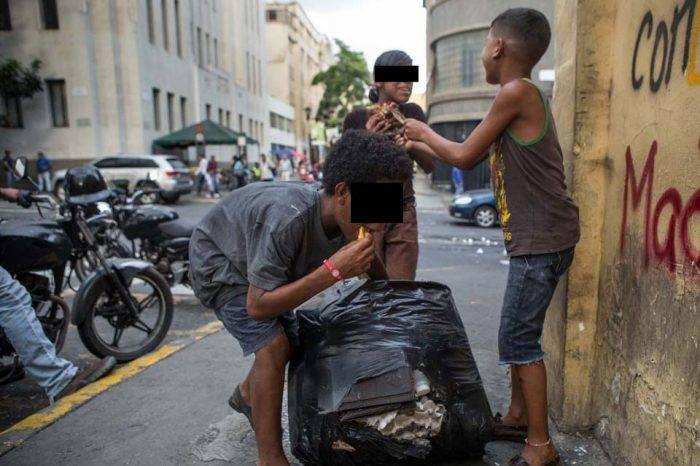 ONG alerta que cada vez más los niños venezolanos son víctimas de abandono