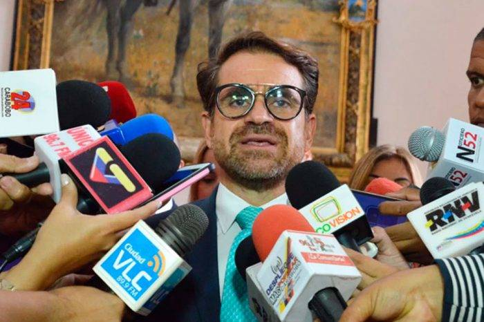 Rafael Lacava tardó 8 horas en pronunciarse sobre motín en Carabobo