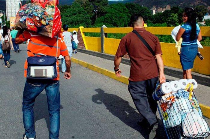Más de 286.000 venezolanos han salido desde Colombia hacia Ecuador
