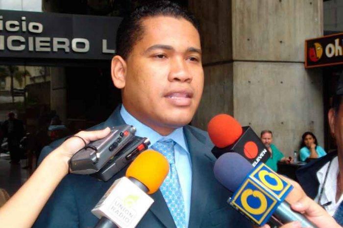 Leocenis García fue liberado tras ser detenido por protestar contra Maduro