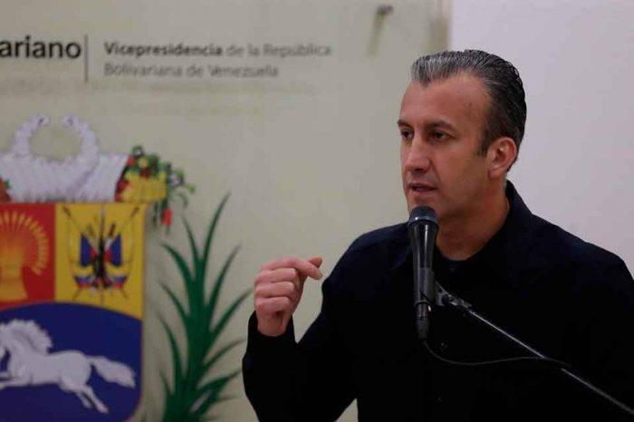 """El Aissami confirma que subastas Dicom permanecerán hasta """"estabilizar"""" el mercado"""