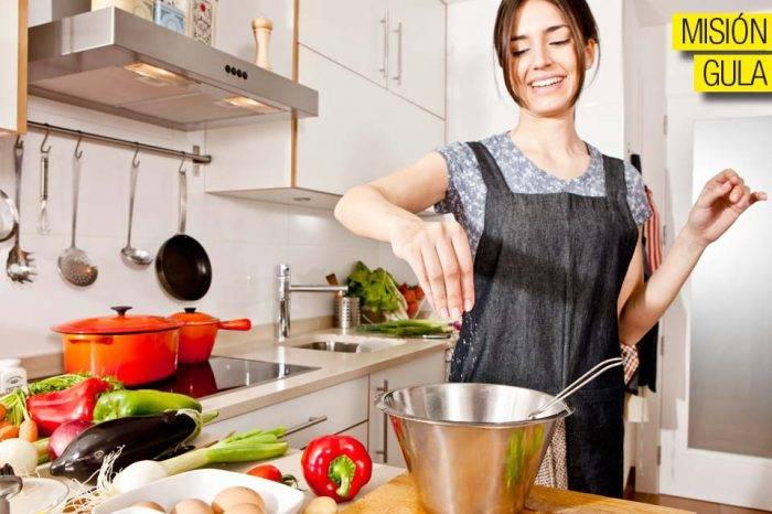 Las mujeres en la cocina, por Miro Popic
