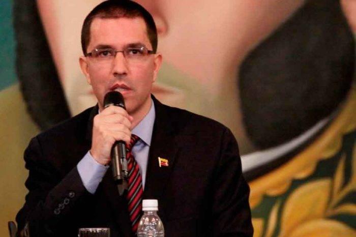 Arreaza llama a Guyana al diálogo y respetar acuerdos para dirimir sobre el Esequibo