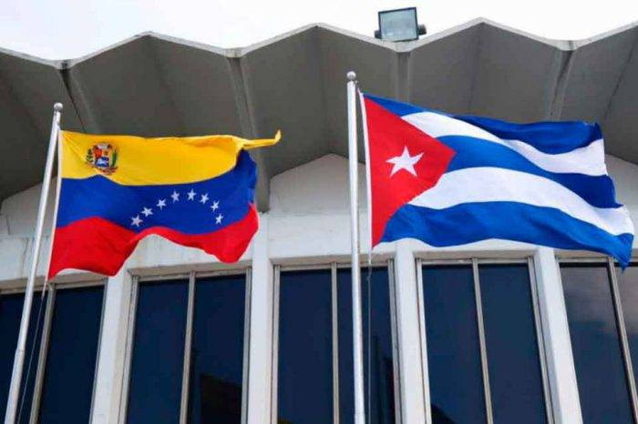 Cuba y Venezuela firman un acuerdo de cooperación judicial