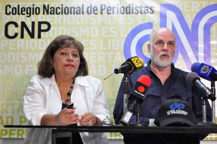 CNP rechaza amenazas de Henri Falcón a comunicadores sociales en Lara