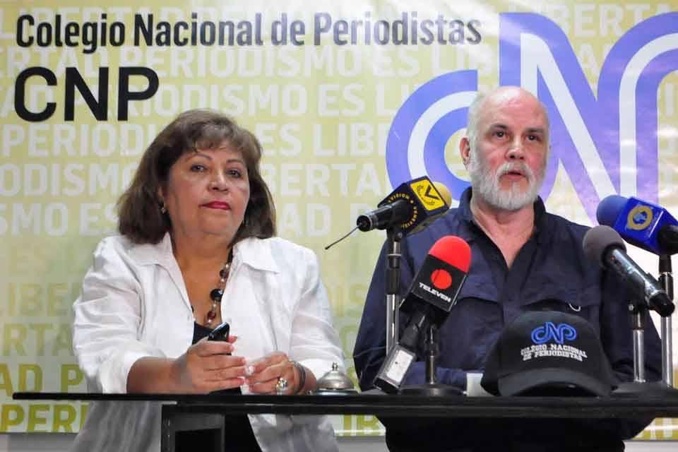 Colegio Nacional de Periodistas CNP