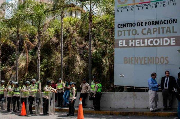Preso político venezolano inicia huelga de sangre en El Helicoide
