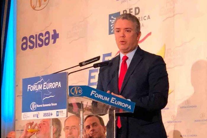 Presidentes latinoamericanos felicitan a Iván Duque por su victoria