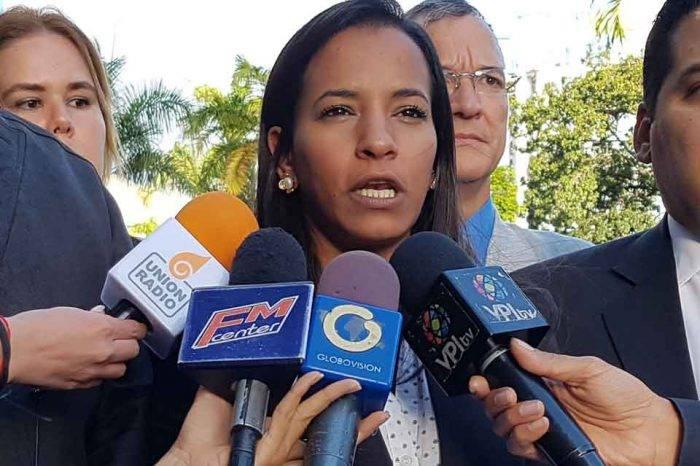 Marialbert Barrios: Venezuela es el único país en el que cobras más y te alcanza menos