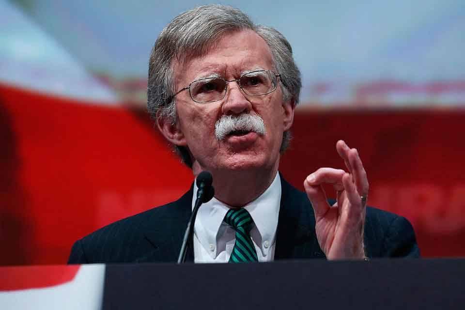 John Bolton, asesor de seguridad nacional de EEUU