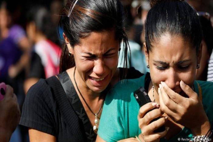 Tragedia en Venezuela: la muerte de casi 70 personas es noticiosa solo en el extranjero