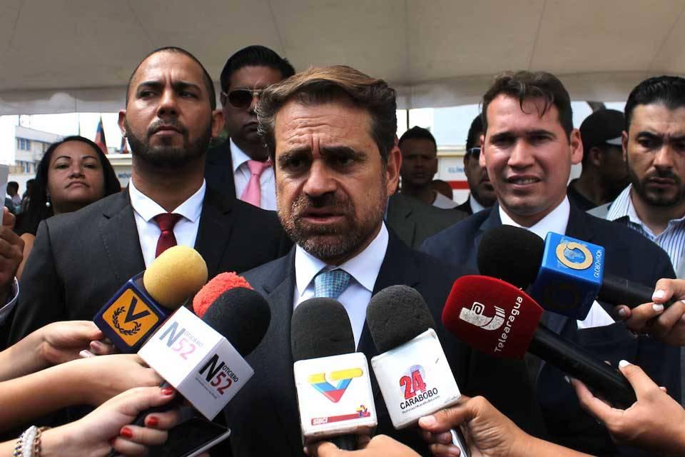 Rafael Lacava gobernador de Carabobo