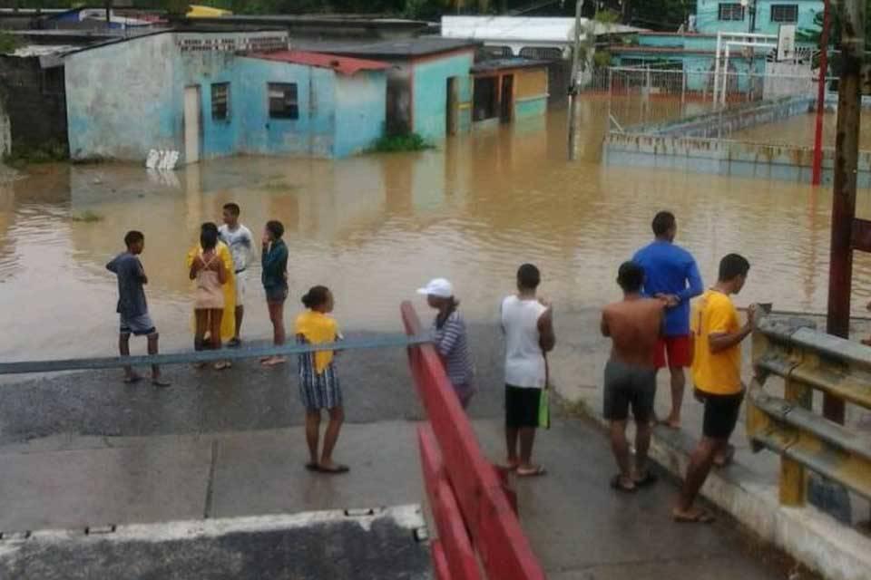Puerto Cabello inundaciones