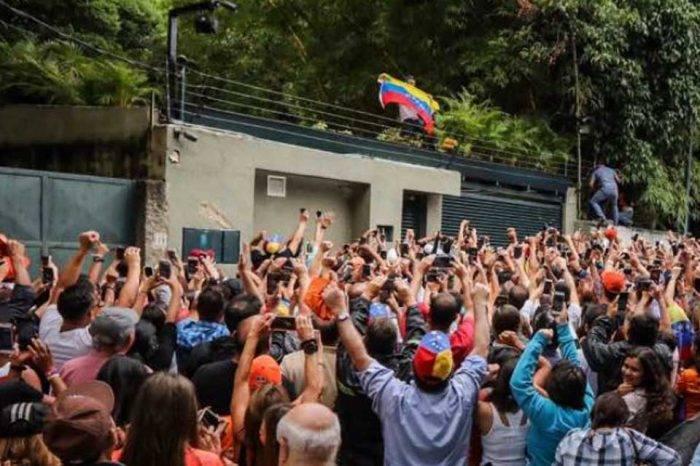 Leopoldo López residencia 2017