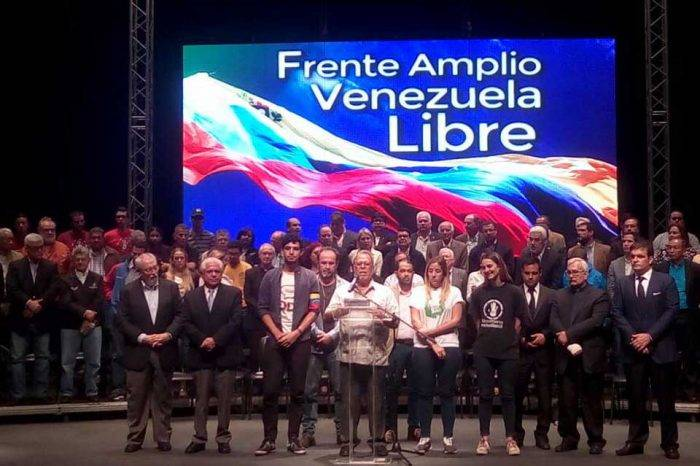 Frente Amplio Venezuela Libre