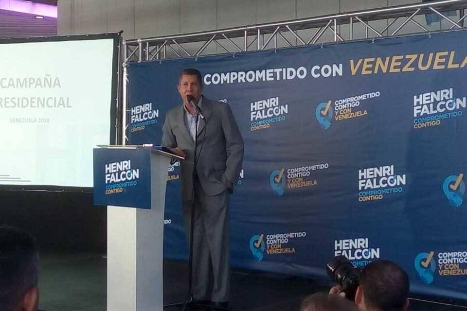 Henri Falcón Avanzada Progresista