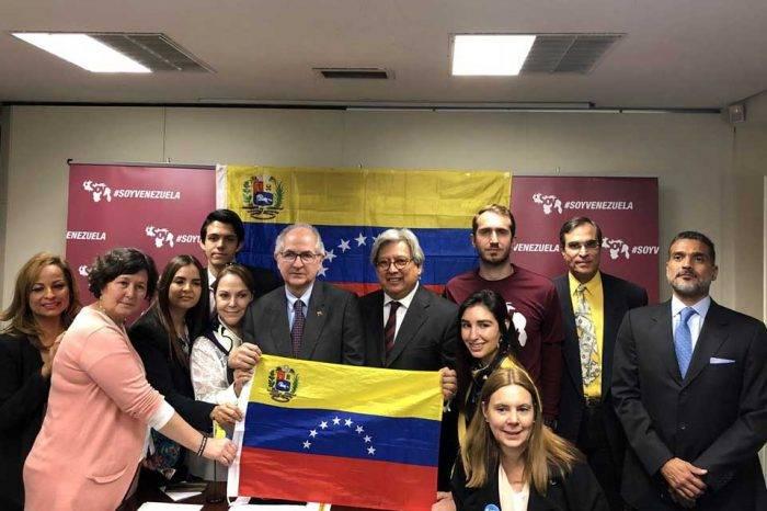 """Ledezma reitera la intervención humanitaria como agenda de """"Soy Venezuela"""""""