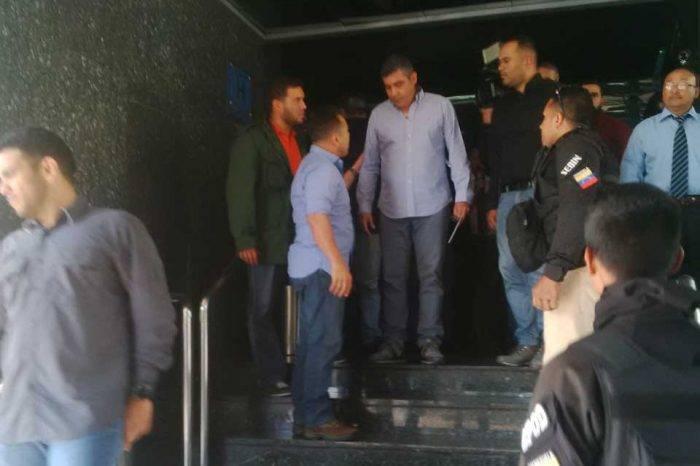 FOTOS | Detenido Miguel Rodríguez Torres por supuesto complot militar