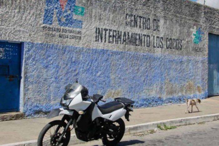 Centro de detención Los Cocos Margarita