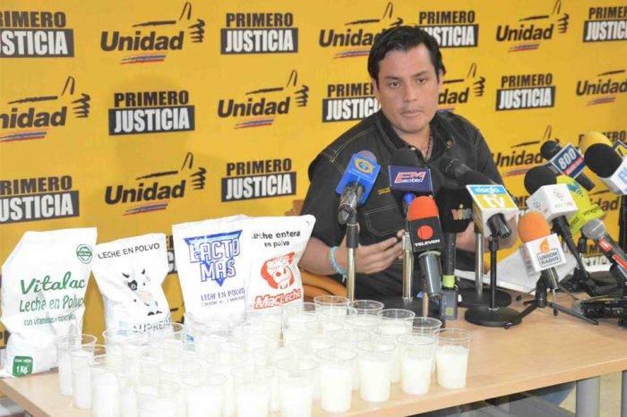 Carlos Paparoni diputado Primero Justicia