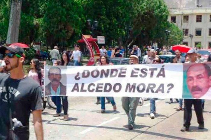 El silencio gubernamental apoya la desaparición de Alcedo Mora y los hermanos Vergel