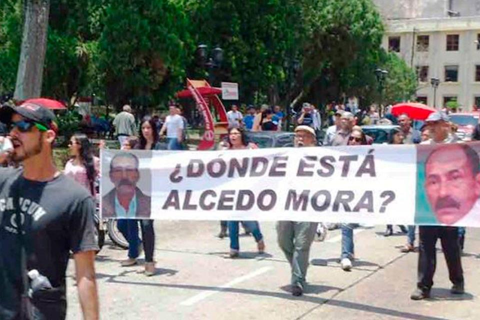 Alcedo Mora. Foto: Panorama
