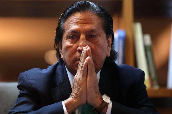 Perú pide que expresidente Alejandro Toledo sea extraditado por caso Odebrecht
