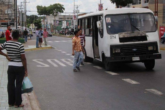 Transportistas aumentaron el pasaje a un 100% en rutas suburbanas
