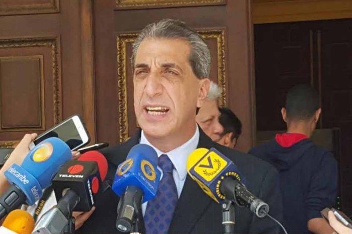 Pilieri y Blanco pedirán discutir en la AN el artículo para ingreso de misión de paz