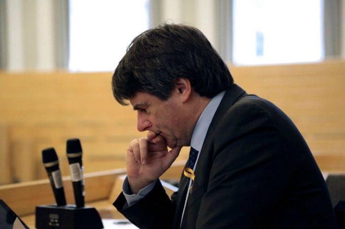 Puigdemont permanecerá preso en Alemania hasta evaluar si será extraditado a España