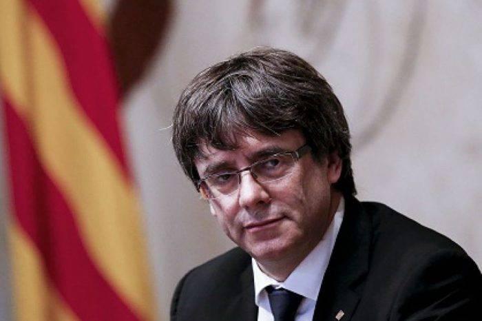 """Partidos independentistas manifestaron que destitución de Puigdemont es """"ilegítima"""""""