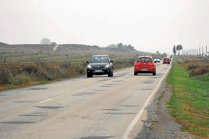 Carreteras deterioradas- Foto: El Heraldo