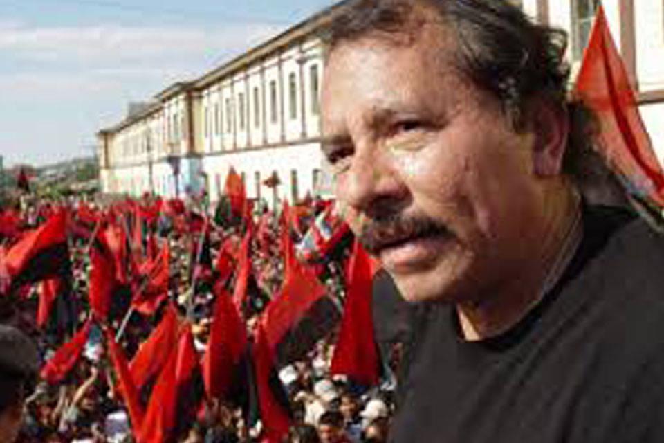 Daniel Ortega Foto: Foto: Archivo Efecto Cocuyo
