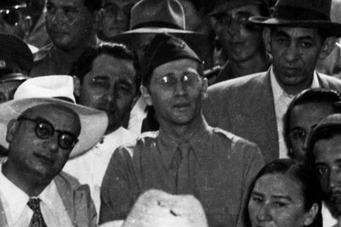 """""""Sangre de mariposas"""" desnuda a Delgado Chalbaud, Betancourt y Gaitán"""