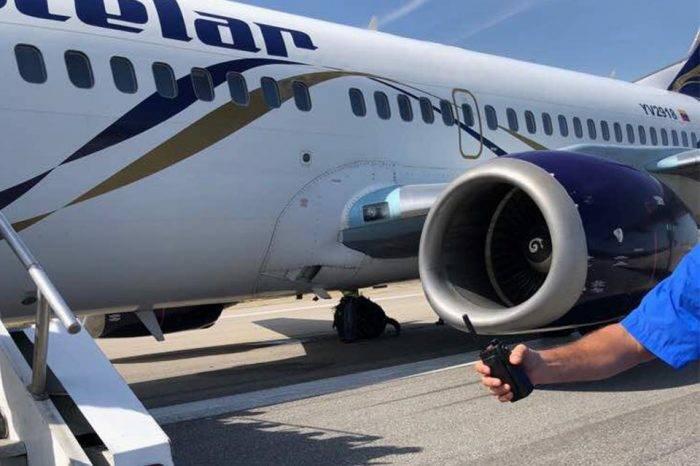 """Estelar Latinoamérica suspende """"hasta nuevo aviso"""" vuelos Venezuela-EEUU"""