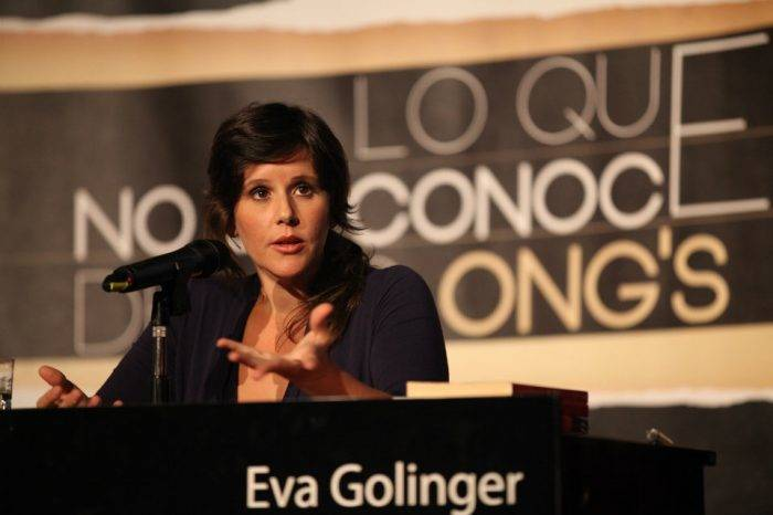 Eva Golinger se declara asqueada por la corrupción en Venezuela