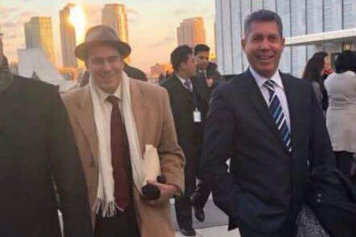 Henri Falcón ve factible que misión de la ONU esté presente en las presidenciales