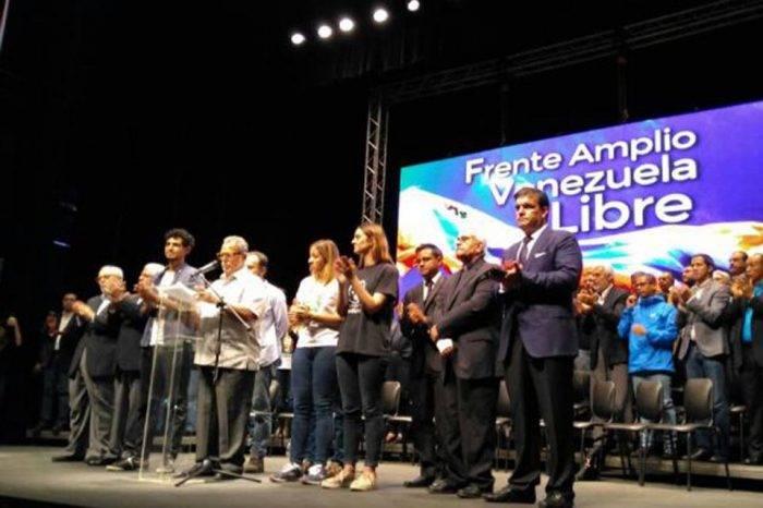 Frente Amplio pide mayor organización social para desconocer elecciones