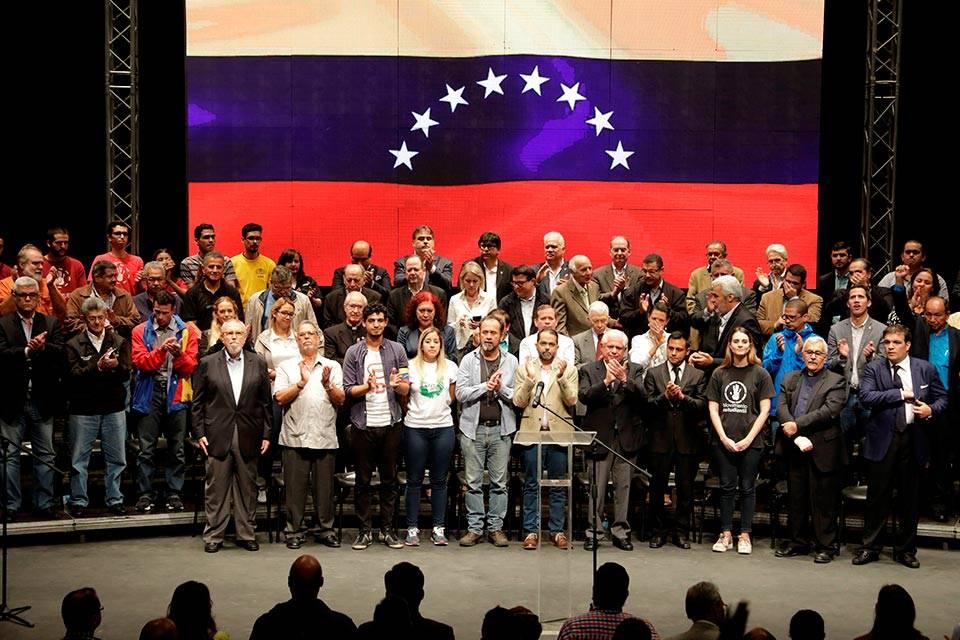 Frente Amplio Venezuela - Foto: El Tiempo