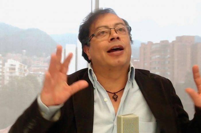 Gustavo Petro y la petroseñora, por Ibsen Martínez