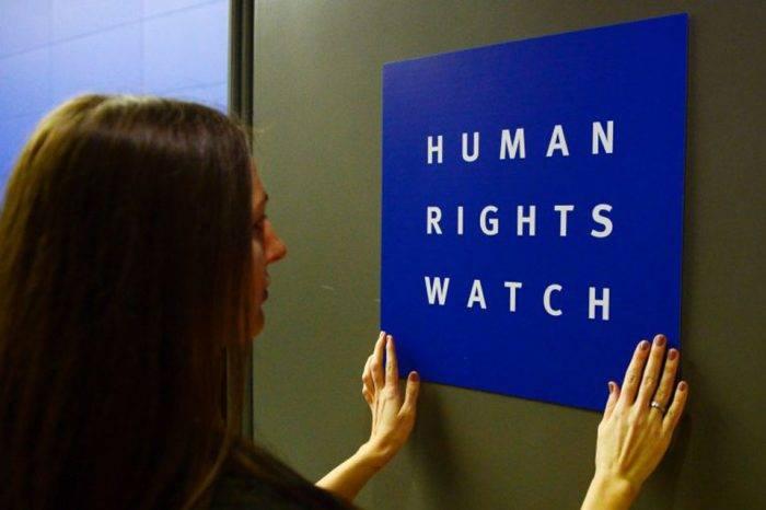 HRW - salud - ddhh