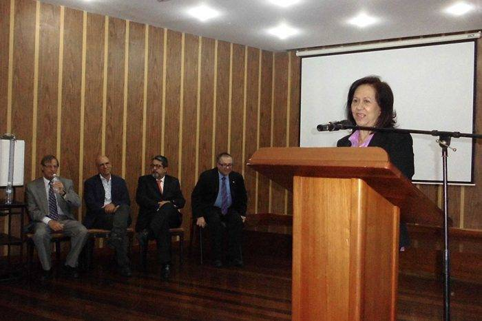 Haydée Cisneros de Salas nombrada nueva presidenta de la Cámara de Caracas